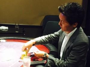 6.23(火) ポーカー甲子園 with Royal CUP 2位