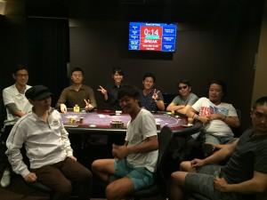 7.11(土) Royal CUP ファイナル ファイナリスト