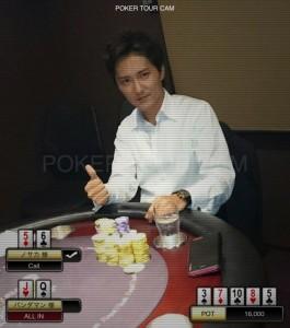 7.2(木) バウンティRoyal CUP 優勝