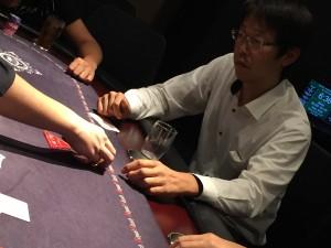 7.21(火) マルチシートサテライト with Royal CUP 2位
